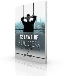 12 laws of success_3D