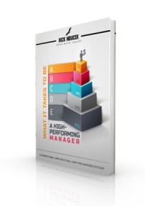 14 laws of high performing manager_3D