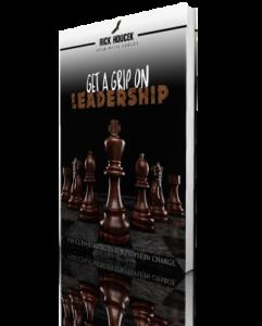 Get a Grip on Leadership