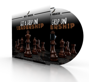 Get a grip on leadership_CD