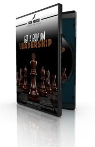 Get a grip on leadership_DVD