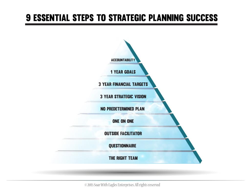 Houcek-9 Essential Steps to Strategic Planning Success